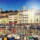 The Old-port of Suquet, Cannes