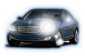 Mercedes Class S, chauffeur-driven car rental in Nice, Cannes, and Monaco