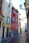 Old Nice narrow streets